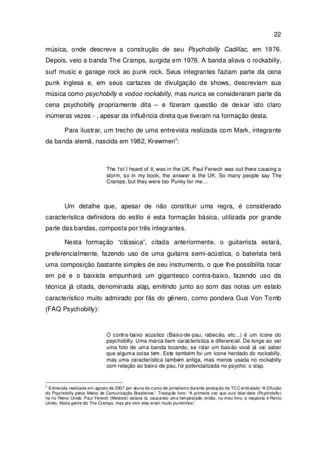 O psychobilly em curitiba da chegada do gnero no brasil aos grand que gravou a 23 fandeluxe Image collections