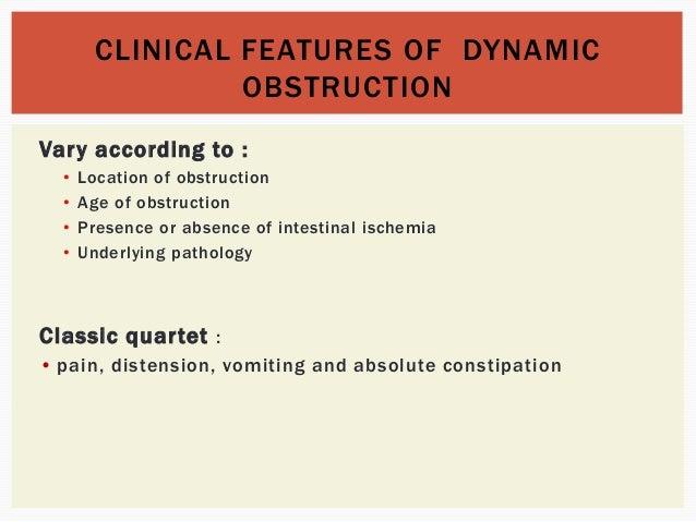 Mellss surgery y3 intestinal obstruction Slide 3
