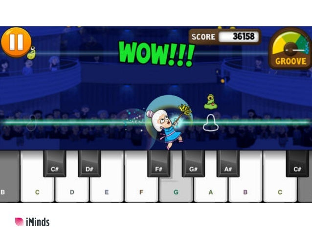 MELoDiA  A music education game designed for and with children