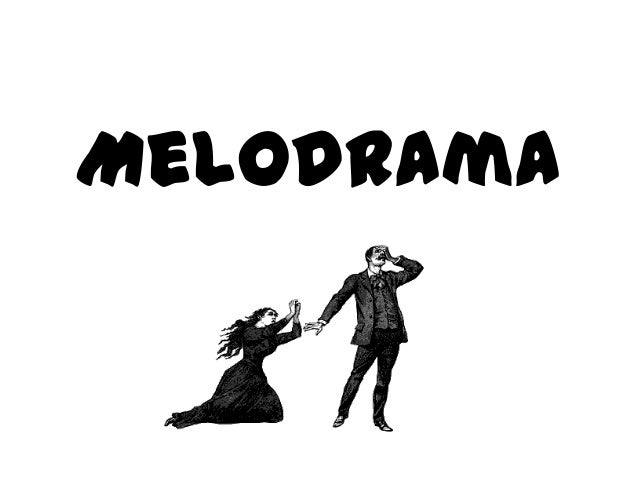 Image result for melodrama