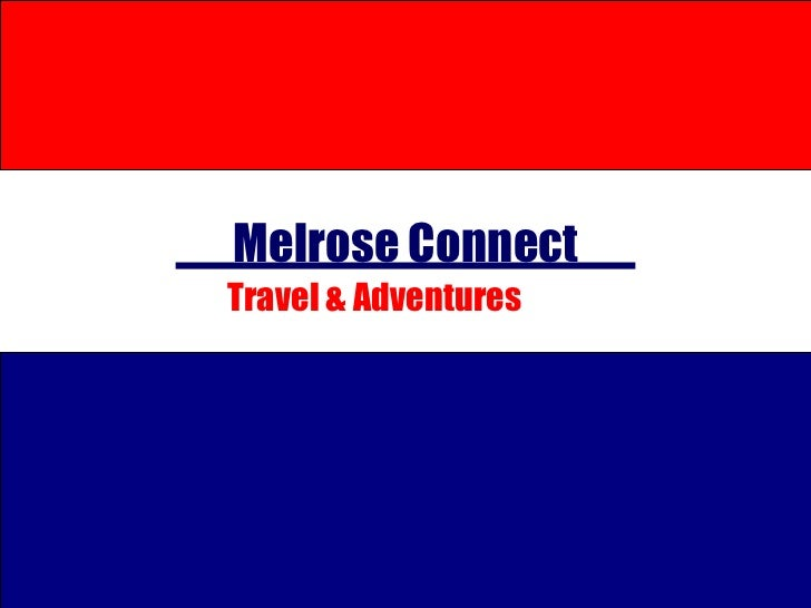 Melrose Connect Travel & Adventures