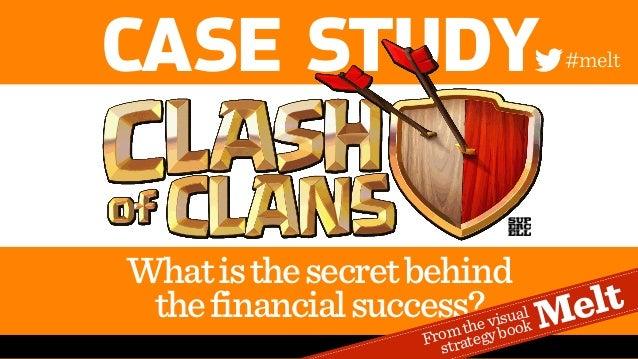 Whatisthesecretbehind thefinancialsuccess? Melt Fromthevisual strategybook #meltCASE STUDY