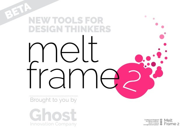 BETA 2 melt frame Created and designed 
