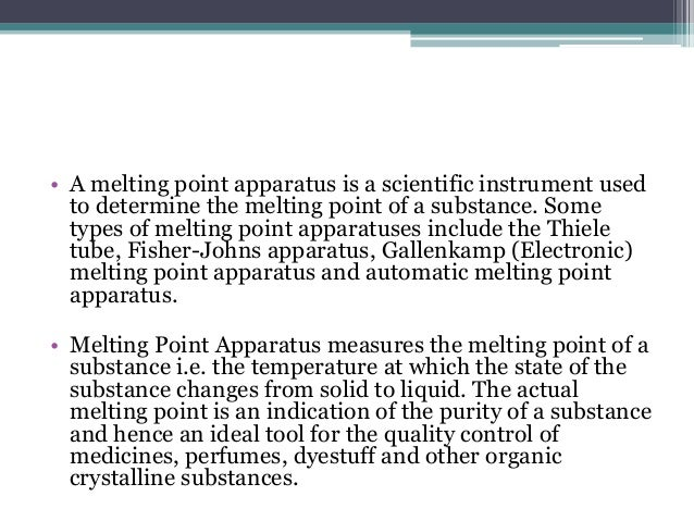 Melting point Apparatus Manufacturer in chennai|india ...