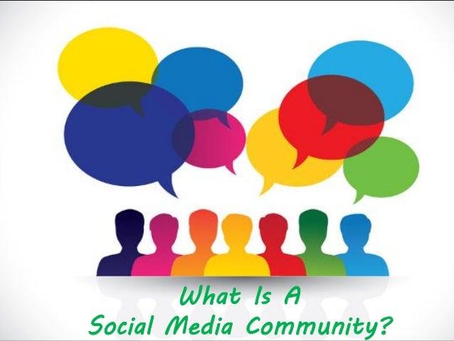 10 Keys To  Finding, Growing & Nurturing Your :Social Media Community Slide 3