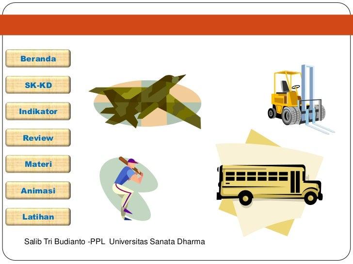 Beranda SK-KDIndikatorReview MateriAnimasiLatihan Salib Tri Budianto -PPL Universitas Sanata Dharma