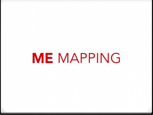ME Mapping: Creating Your Year Slide 3