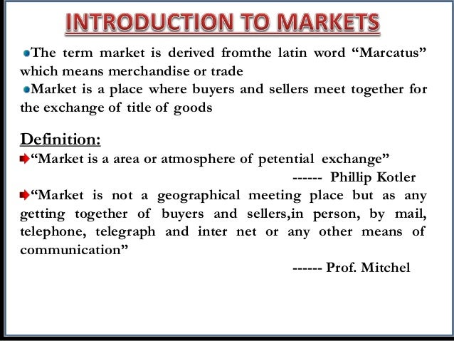markets and market structures What are market structures and what are the different types how do markets fall into one of the four types of market structures.