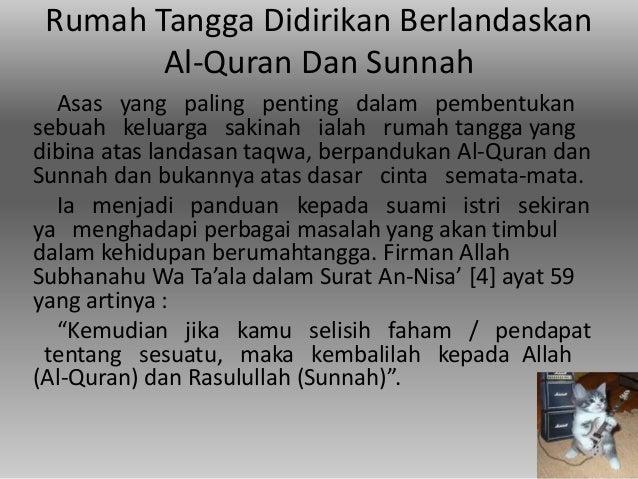 Kata Islami Rumah Tangga 66