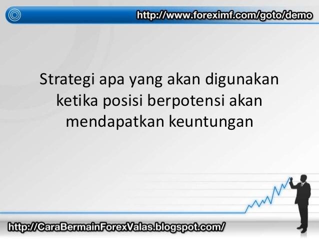 Strategi perdagangan posisi masa depan yang bagus