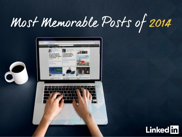 Since opening up our publishing  platform, we've seen some incredible  posts from LinkedIn members.  Posts that inspire, e...
