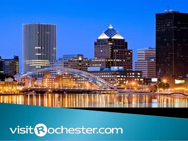  Monroe County's Official Tourism Promotion Agency Our mission is to AGGRESSIVELY sell and market GreaterRochester as a ...