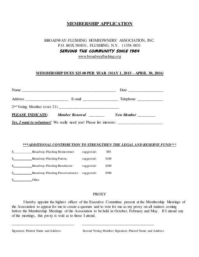 Sample membership form ukranochi sample membership form thecheapjerseys Images