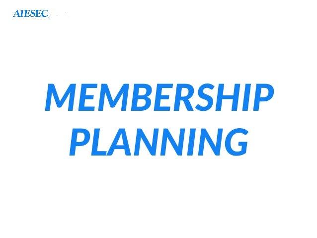 GET: Membership Planning Slide 2