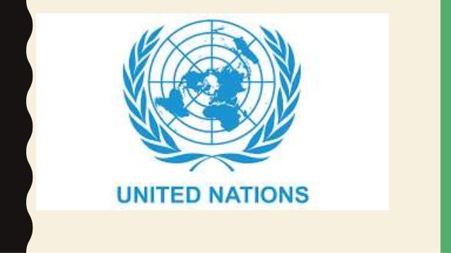 MEMBER STATES OF THE UNITED NATIONS 2020  Slide 2