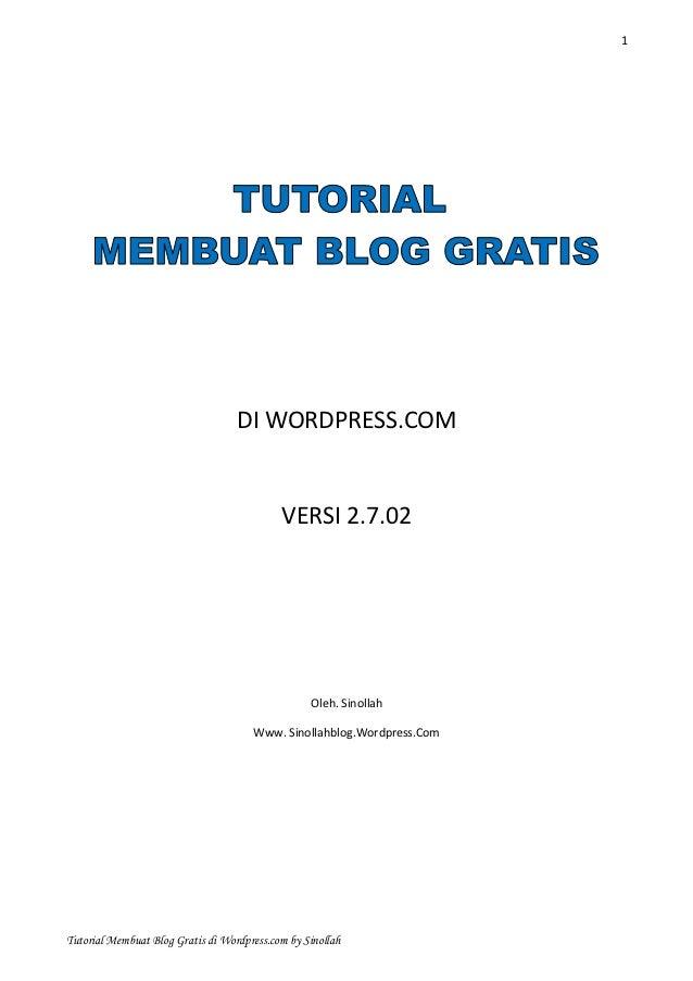 1                                   DI WORDPRESS.COM                                            VERSI 2.7.02              ...