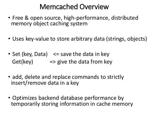 Memcache as udp traffic reflector Slide 3