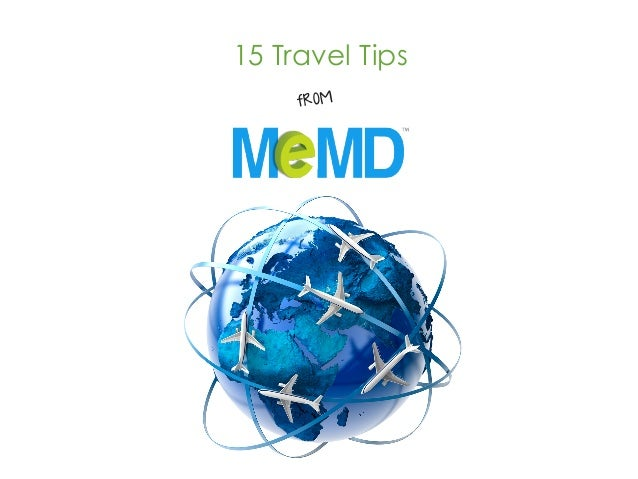 15 Travel Tips from