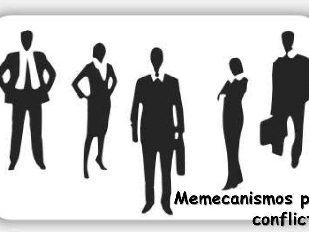 Memecanismos pconflict