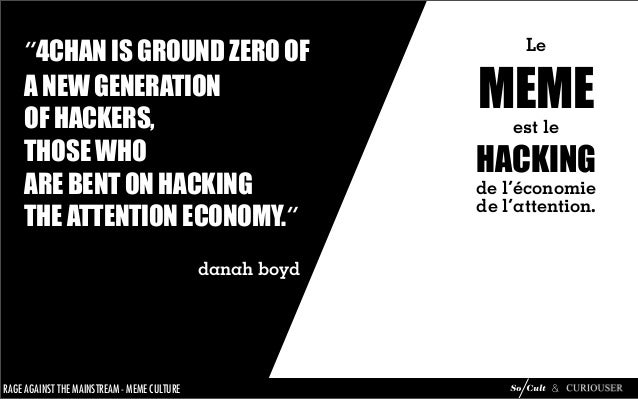 """""""4CHAN IS GROUND ZERO OF                                      Le    A NEW GENERATION    OF HACKERS,                       ..."""