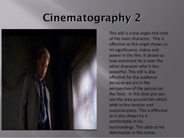 memento video essay cinematography 2cinematography