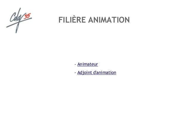 Memento deroulement des carrieres maj juin 2016 cdg 35 - Grille indiciaire adjoint d animation 2eme classe ...