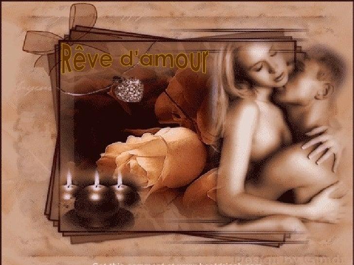 Rêve d'amour