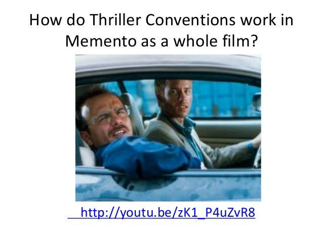 "film noir elements in the movie memento film studies essay Some elements of the story are presented in the  visual arts and film studies memento 200,  ""following"" also exhibited themes of noir film the movie,."
