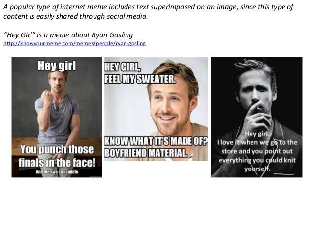 7 A Popular Type Of Internet Meme