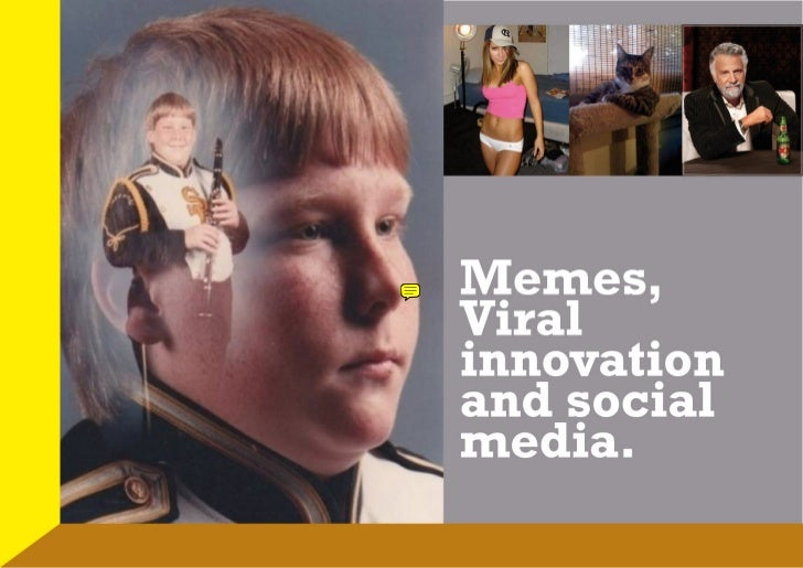 Meme viral innovation