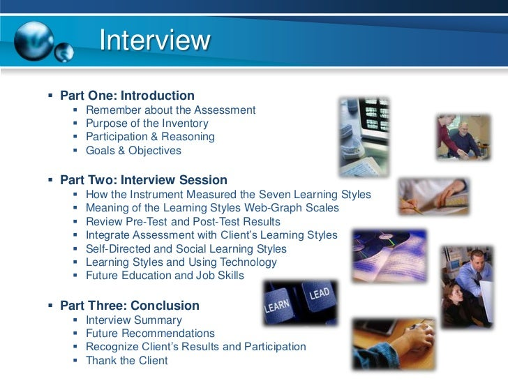 learning styles inventory The learning styles inventory provides you with a guide to your own personal  learning styles by asking a series of questions and then scoring the results, it will .
