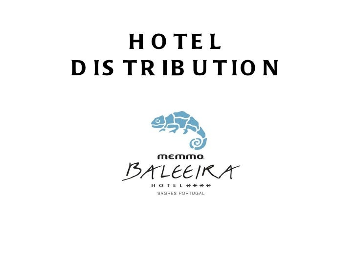 HOTEL DISTRIBUTION