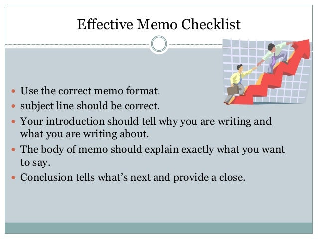 how to write memo to file