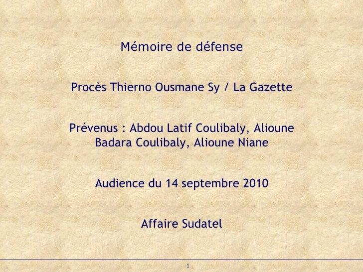 Presentation Latif