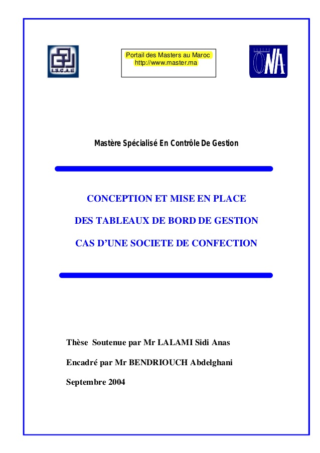Célèbre Memoire conception-mise-en-place-tableaux-de-bord-gestion-societe-con… OI38