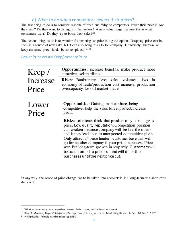 how to fight price war akshay rao Retaliatory price how by akshay r rao, mark e bergen, and ^wa how to fight a price war pany, and industry profitability compete primarily on low-price appeal, are chanting aksbay r, rao is an associate professor and coordinator.