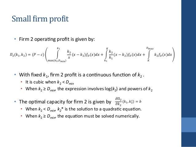 Economics masters thesis