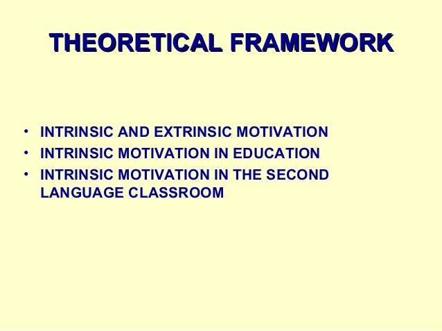 The Difference Between Intrinsic and Extrinsic Motivation