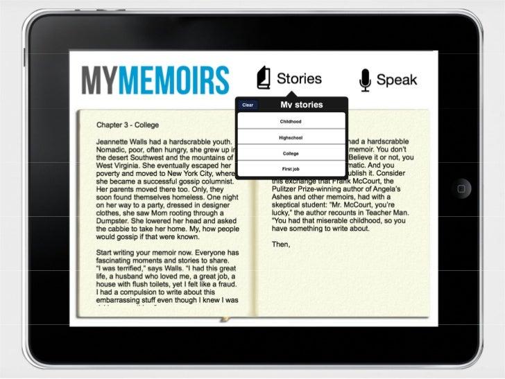 My Memoirs - HEC Entrepreneur Challenge