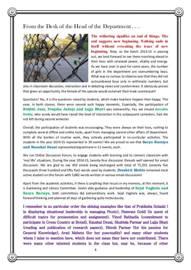 Memorabilia 2015 compiled and edited by poojaba jadeja 4 malvernweather Gallery