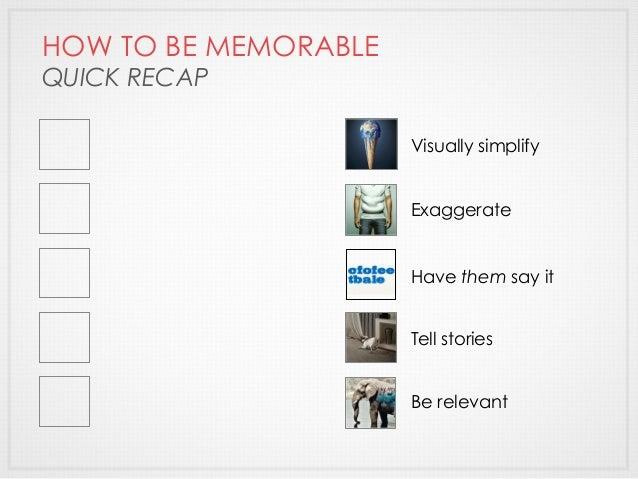 What Makes Content Memorable? Slide 24