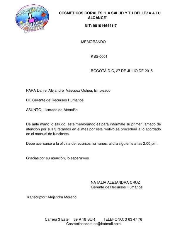 """COSMETICOS CORALES """"LA SALUD Y TU BELLEZA A TU ALCANCE"""" NIT: 9810146441-7 Carrera 3 Este 39 A 18 SUR TELEFONO: 3 63 47 76 ..."""