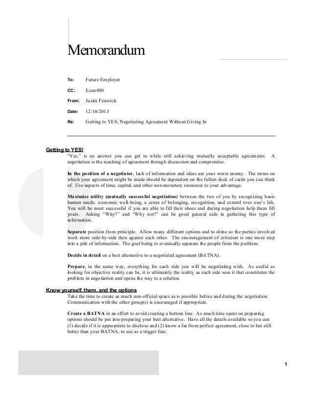 Strategy Memos Csr Memo Final1 Strategy Memos A Sample
