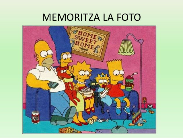 MEMORITZA LA FOTO