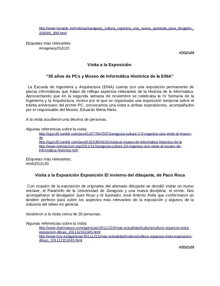 http://www.heraldo.es/noticias/zaragoza_cultura_organiza_una_nueva_quedada_para_bloggers_       159285_308.htmlEtiquetas m...