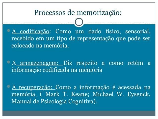 Memoria armazenagem Slide 2