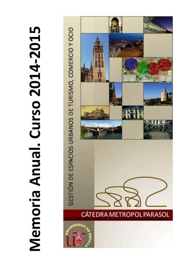 MemoriaAnual.Curso2014-2015