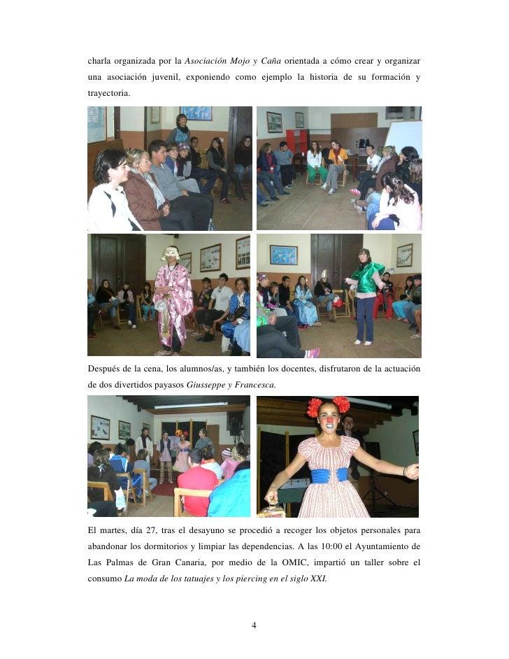 charla ruso pequeño en Las Palmas de Gran Canaria
