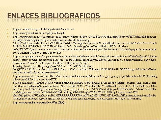 ENLACES BIBLIOGRAFICOS