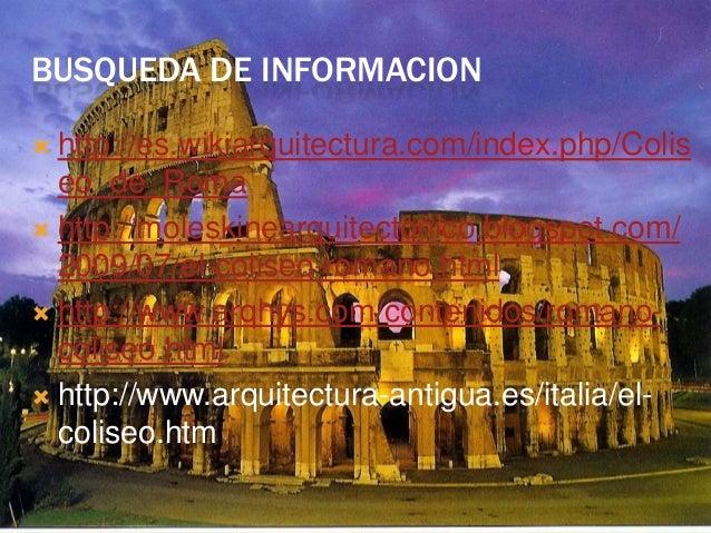 Memoria descriptiva roma for Memoria descriptiva arquitectura